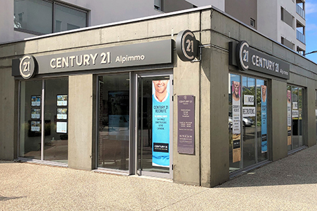 Agence immobilière CENTURY 21 Alpimmo, 26500 BOURG LES VALENCE